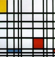 composition with yellow blue and red1