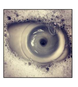 Is it an eye or draining sink ?
