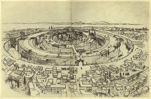 Gambaran Atlantis oleh Plato