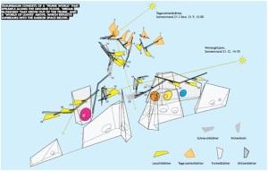 Detail ruang dari imajinasi anakanak yang sudah direalisasikan oleh Baupiloten
