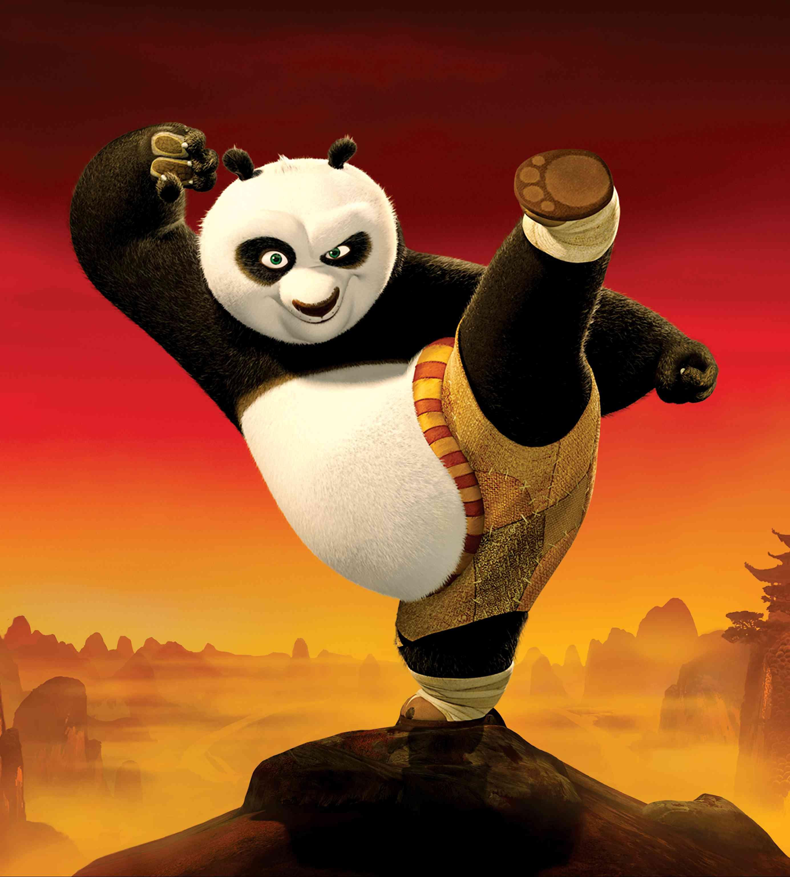 Kung Fu Seni Beladiri Yang Mengejar Komposisi Gerakan Tubuh