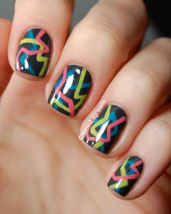 80s-party-geometric-nail-art-1