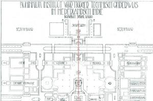 Masterplan awal Kampus ITB