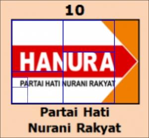10 hanura