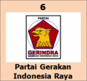 6 gerindra