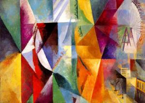 The Windows oleh Robert Delaunay