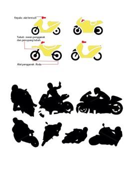 motor miring