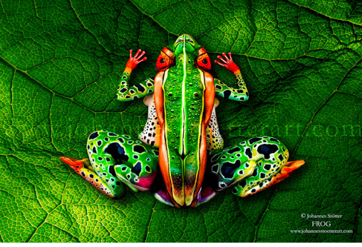 body painting 4